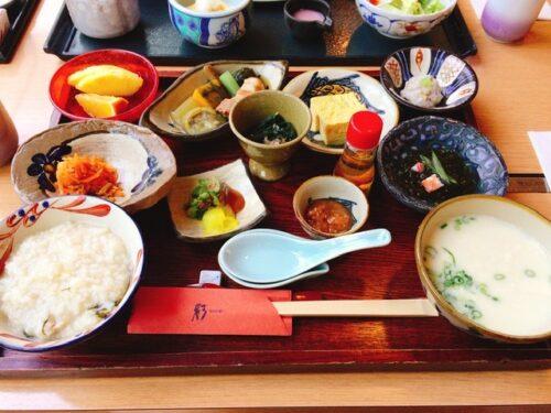 ルネッサンスリゾートオキナワのレストラン 彩 琉球朝食