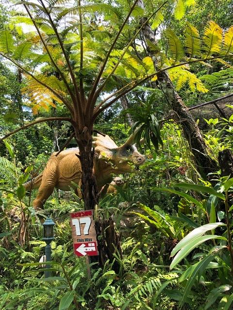 【沖縄】恐竜