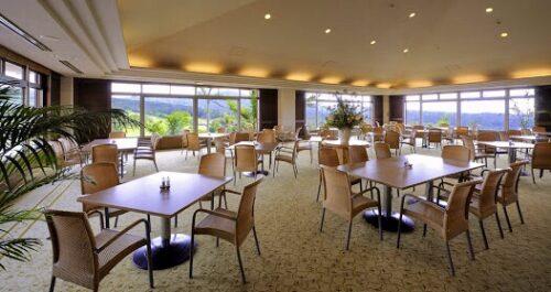 ジアッタテラスクラブタワーズのレストラン クラブハウス