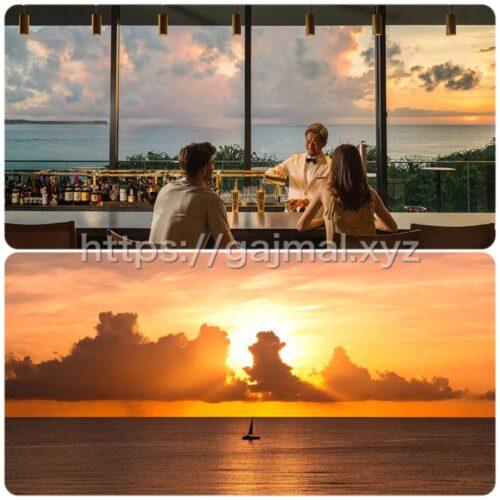 ハレクラニ沖縄 レストラン ブログ