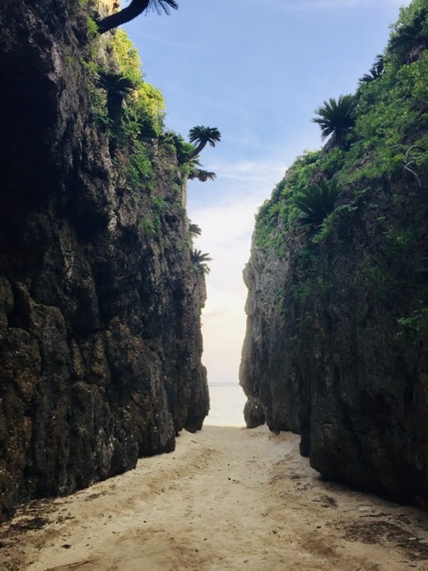 沖縄 パワースポット ワルミ