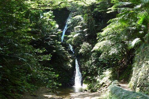 沖縄 パワースポット 喜如嘉の七滝