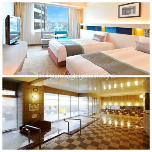 沖縄 温泉があるホテル