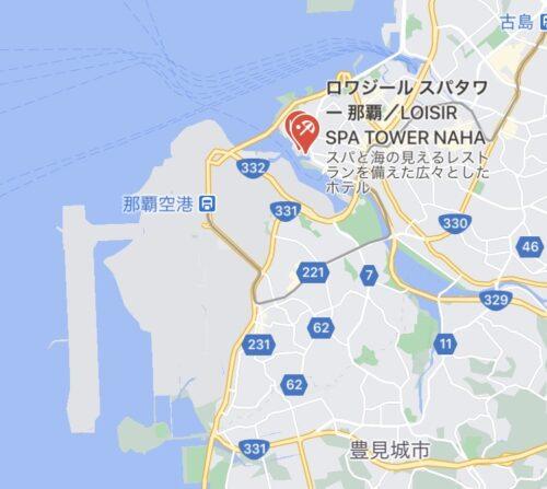 沖縄 温泉があるホテル ロワジール