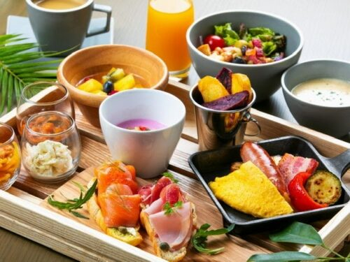 グランディスタイル沖縄 ブログ 朝食