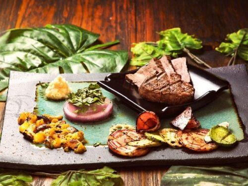 グランディスタイル沖縄 ディナー