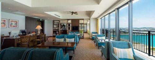 沖縄 クラブラウンジがあるホテル サザンビーチ