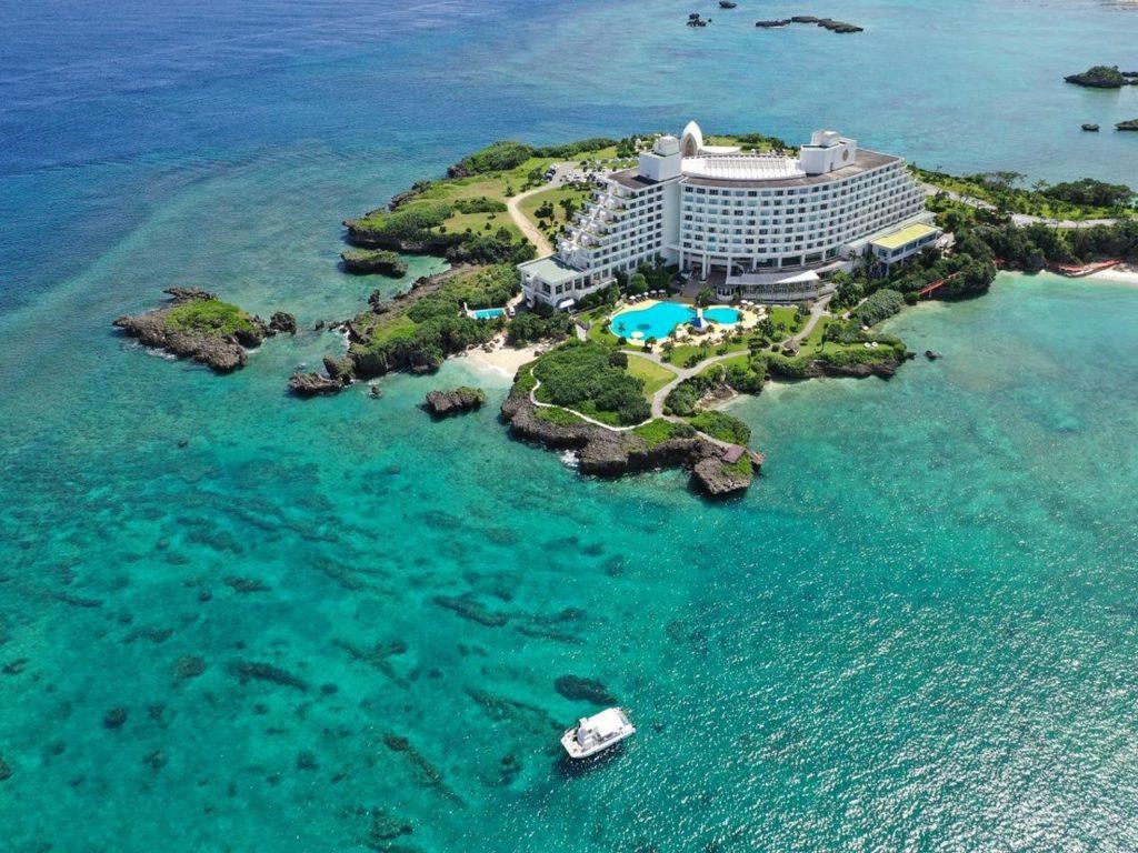 沖縄 クラブラウンジがあるホテル 北部