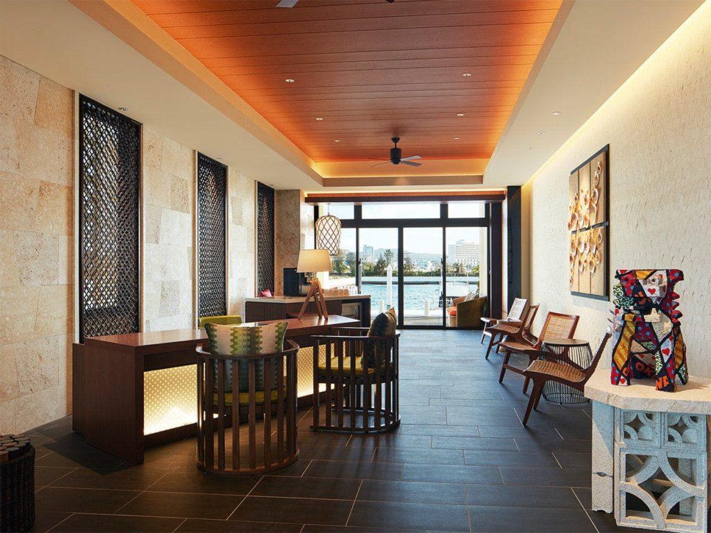沖縄 クラブラウンジがあるホテル シェラトンサンマリーナ