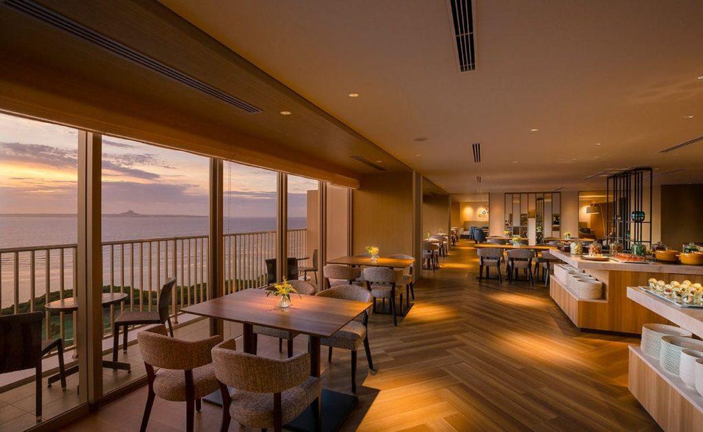 沖縄 クラブラウンジがあるホテル シェラトン沖縄瀬底リゾート