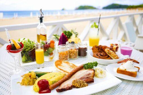 沖縄 クラブラウンジがあるホテル オクマプライベートビーチ