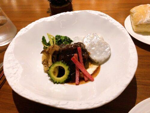 ハレクラニ沖縄 レストラン