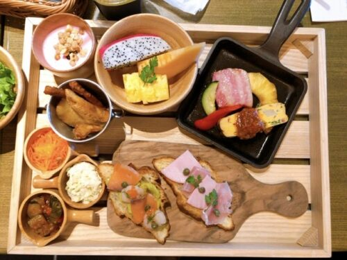 グランディスタイル沖縄 朝食