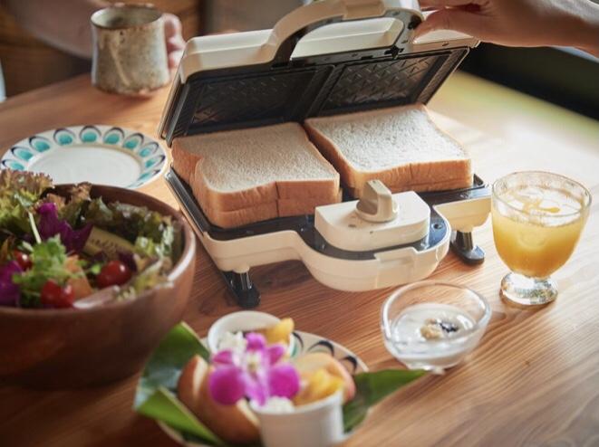 沖縄 海坐(かいざ)ブログ 朝食