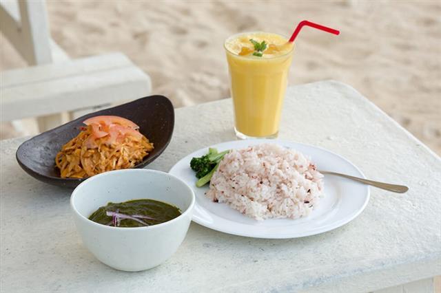 沖縄 海坐(かいざ)ブログ 夕食