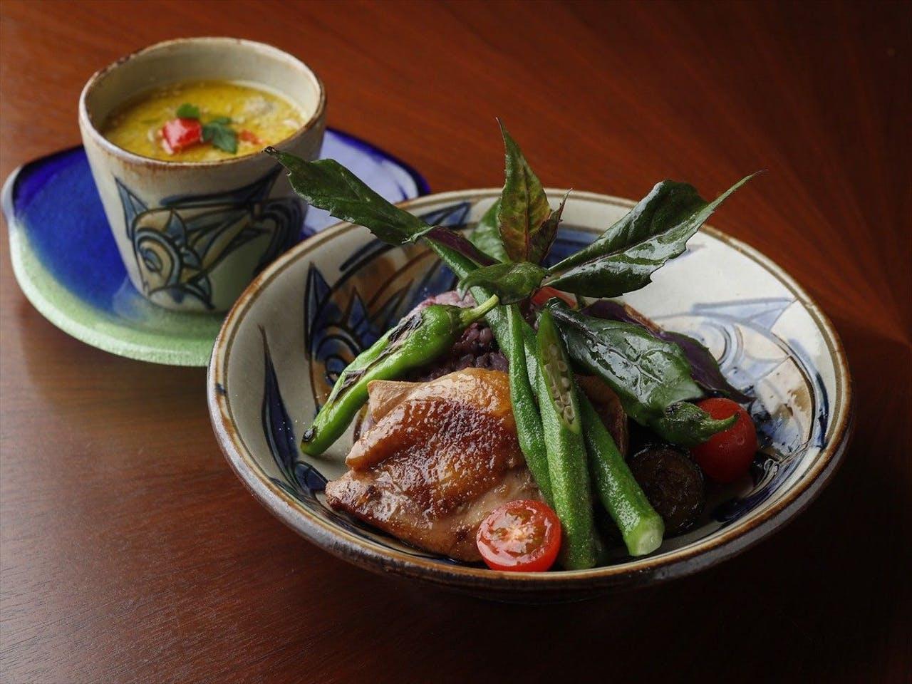 ひらまつ沖縄 レストラン